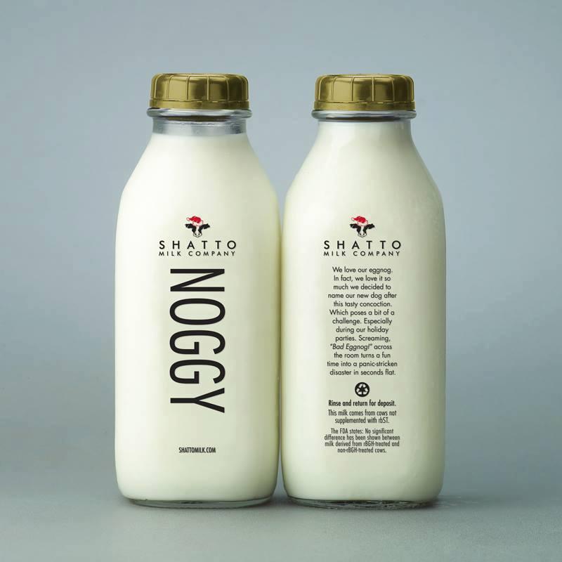 Shatto Egg Nog Is Here Shatto Milk Company