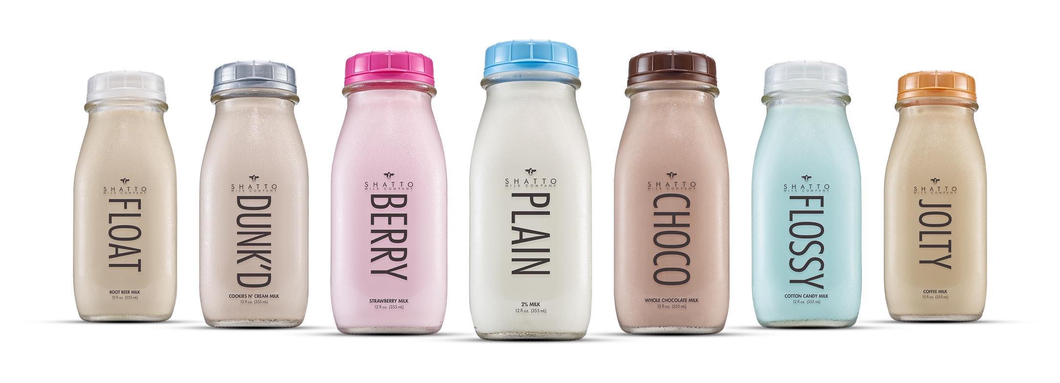 Shatto Milk Company Launches Convenient 12 Ounce Grab And Go Milk Bottles Shatto Milk Company
